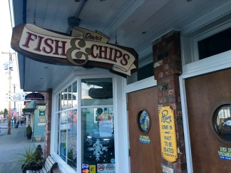 The Famous Dave's Fish & Chips