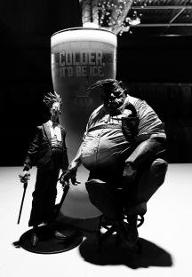Sam & Twitch & Beer