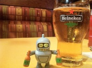 Bender @ Boston Pizza