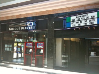 This theater sadly no longer exists in Richmond Center Mall