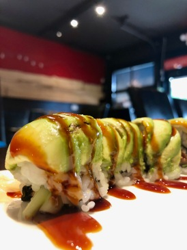 Jordan's Sushi, Vancouver, BC Canada