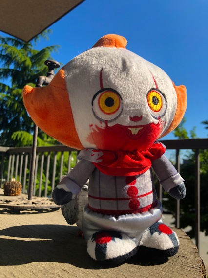 Stuffed Pennywise