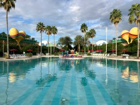 Taken at the All Star Music resort in Orlando Florida.