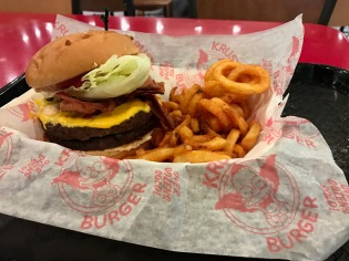 Clogger Burger @ Krusty Burger @ Universal Studios