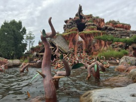 Splash Mountain @ Disneyworld