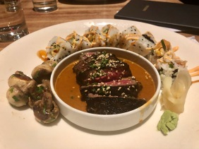 Steak & Sushi @ Earls