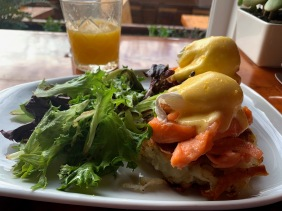 Smoked Trout @ Lift Bakery Breakfast