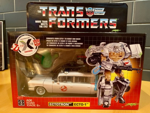 Ghostbusters Transformer