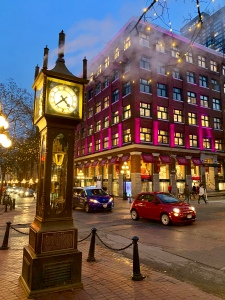 Gastown, Vancouver, BC, Canada