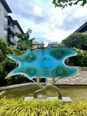 Lamina Aqua by Bruce Voyce (2012)
